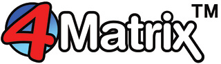 4 Matrix Logo